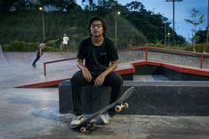 Caterpillar crisis won't keep Indonesia's skateboarders from Asian Games gold - ABC News (Australian Broadcasting Corporation)