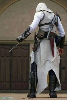 really just an awesome Altair costume.