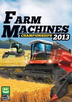 Farm Machines Championships PC game 2013