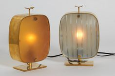 Rare and Exquisite Max Ingrand for Fontana Arte Table Lamp image 5