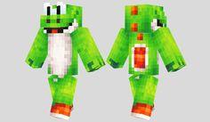 Yoshi Skin para Minecraft
