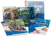 Grade 4 Language Arts Child Kit