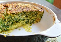 Zucchini Gratin by elementalcustard: Basically a big frittata filled with vegetables and a bit of cheese making it a healthy choice for dinner! #Zucchini #Frittata