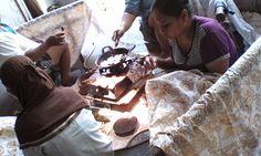 Batik Indonesia Batik Dunia: Batik Bayat
