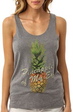 O'Neill O'Neill 'Pineapple of My Eye' Graphic Tank available at #Nordstrom
