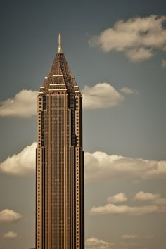 8th tallest building in the US, closest building to my house, and the light the leads me home.