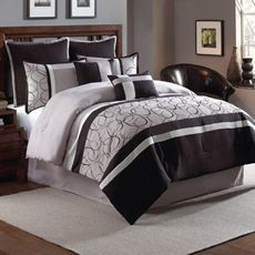 Blakely King 8-Piece Decorative Bedding Set $79.99