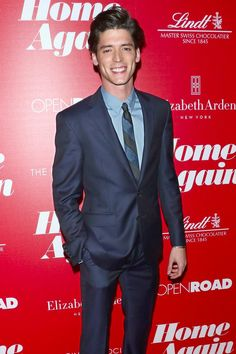 Who Is Pico Alexander? Let's Take a Moment to Talk About That Hot Guy in Home Again