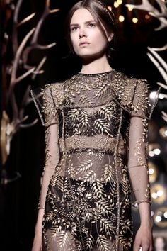 Valentino Couture Fall Winter 2013 Paris
