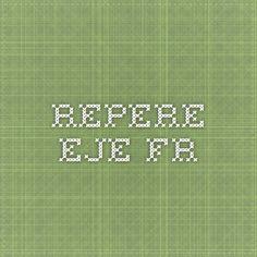 Site pour les EJE: repere-eje.fr