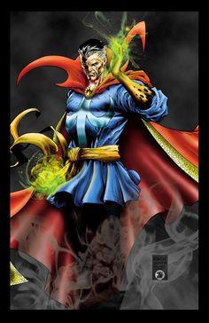 Universo HQ: DOUTOR ESTRANHO (MARVEL COMICS)