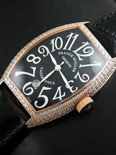 Franck Muller Casablanca Diamond Lady Replica Watch