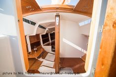 Idea 21 | Small plywood sport sailboat | SailBoat Plan Sailboat Plans, Small Sailboats, Diy Boat, Wooden Boats, Plywood, Building A House, 21st, How To Plan, Classic