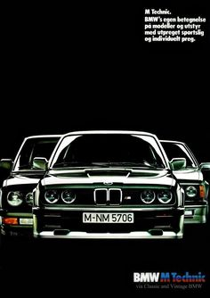 living on the Isle of Man, home of the world famous TT races. BMW and Motorsport nostalgia. Bmw E30 M3, Bmw Alpina, Bmw M Series, Automobile, Bmw Performance, Bmw Classic Cars, Bmw Love, Bmw Cars, Honda Civic