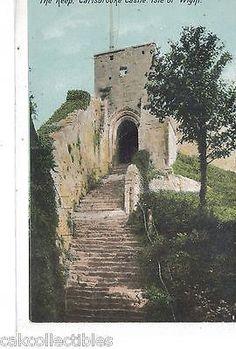 The Keep,Carisbrooke Castle-Isle of Wight (Tuck's)