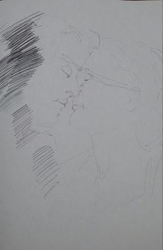 Quasi in bacio