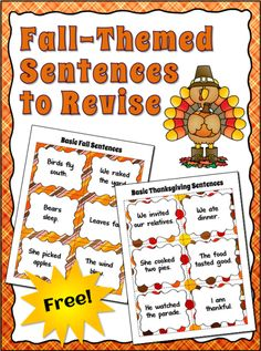 Teaching Kids to Write Super Sentences - Strategies to help students learn to revise simple sentences. Freebie included!