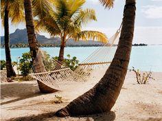 The St. Regis Resort in Bora Bora
