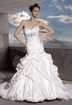Demetrios Bridal Collection Demetrios Wedding Dress- 4298 – The Knot