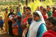 Bangladéš    missio.cz - Papežská misijní díla