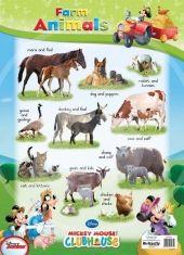 Farm Animals Farm Animals, Butterfly, Disney, Charts, Wall, Products, Graphics, Bowties, Gadget