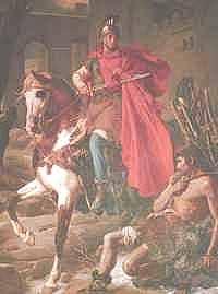 legende de saint martin