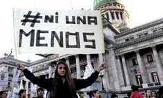 A un año de #NiUnaMenos hubo 275 femicidios en Argentina: uno cada 30 horas