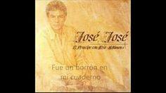 Jose Jose - Amnesia letra