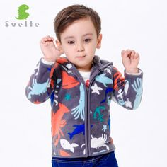 Good price Svelte Brand Autumn Winter Children Boys Girls Unisex Heavy Fleece outerwear Prints Pattern Polar Bear Jersey Hooded Costume just only $15.87 with free shipping worldwide  #boysclothing Plese click on picture to see our special price for you
