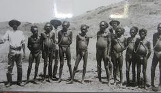 Prisoners of Frontier Wars - Blackbirding & Chain Gangs image 10 Aboriginal History, Aboriginal People, Australian People, The Trooper, Native Australians, Latin Words, First Nations, Black History, Prison