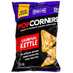 Home Style Select Kettle Cooked Potato Chips 5 Oz Bag