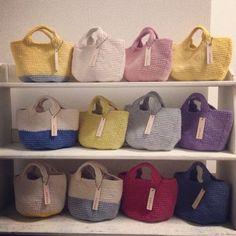 SARAH Black and White Handmade Crochet Bag elegant bag Crochet Clutch, Crochet Handbags, Crochet Purses, Knit Crochet, Crotchet Bags, Knitted Bags, Knit Basket, Handmade Bags, Purses And Bags