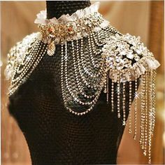 Incredibly Amazing Real Image Luxury Bridal Jewelry Shoulder Chain Korean Alloy Rhinestone Wedding Accessories Body Chain Wedding Jewelry Weddingrings Weding Rings From Dressseller, &Price; Rhinestone Wedding, Vintage Rhinestone, Vintage Lace, Victorian Lace, Victorian Jewelry, Crystal Rhinestone, Strass Vintage, Shoulder Necklace, Shoulder Jewelry