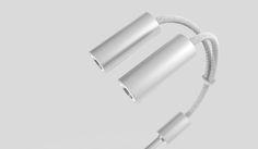 Duo Audio Adapter on Behance