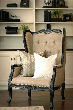 Decorating with Touches of Black