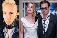 Amber Heard's Friend iO Tillett Wright Says She Witnessed Johnny Depp's Abuse First-Hand