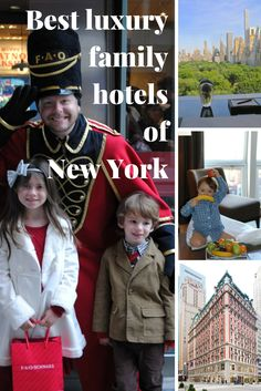 We've feature every luxury hotel in New York for your family vacation. Read our unbiased photo reviews for tips and tricks on the best places to stay in New York.