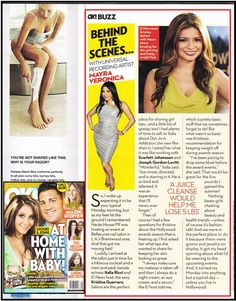 Haute House PR featured in OK! Don Jon, Film Recommendations, Gossip, Magazine, Pretty, House, Home, Magazines, Homes
