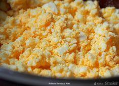 Kotleciki jajeczne z rukolą - przepis ze Smaker.pl Snack Recipes, Snacks, Food, Diet, Snack Mix Recipes, Appetizer Recipes, Appetizers, Essen, Meals