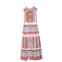 Etro - Printed silk dress - mytheresa.com