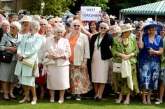 Camilla Parker Bowles Photos - Duchess of Cornwall Attends Garden Party For Women's Institute Centenary - Zimbio
