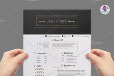 Modern resume template - Resumes