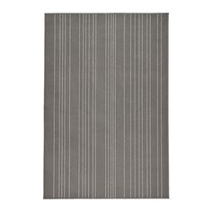 HULSIG Rug, low pile IKEA Durable, stain resistant and easy to care for since the rug is made of synthetic fibers.