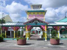 Port Lucaya Marketplace, Freeport Bahamas