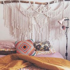 Leading macrame revival through learning workshops and products for your inspired home! Buy DIY supplies & rope, wall hangings, plant hangers and custom pieces!