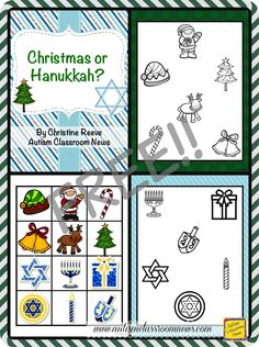 8 Day Countdown to the Winter Holidays--I Feel The Need to Give Things Away by Autism Classroom News at http://www.autismclassroomnews.com