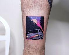 ◜ 𝓂𝒾𝒾𝓇𝒾𝒶𝒶◞ Aesthetic Tattoo, Cool Tats, Body Art Tattoos, Car Tattoos, Unique Tattoos, Pretty Tattoos, Small Tattoos, Love Tattoos, Beautiful Tattoos