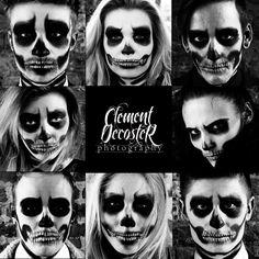 https://www.facebook.com/media/set/?set=a.411950038895297.92680.216044798485823=3 Toutes les photos sont disponibles sur ma page facebook #project #skull #mexican #makeup #acte #academy #group #chic #glam #model