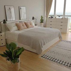 Dormitorio blanco - ISIDORA DOMINGUEZ - Google+