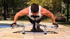 Flex Fitness Fixxar - Aparelho para flexões Fitness Machines, Workout Machines, Weight Benches, The Row, Gym Equipment, Exercise, Exercise Machine, Ejercicio, Excercise